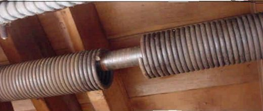 Garage Door Broken Spring Repair Placentia CA